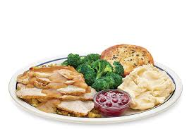 classic roasted turkey dinner ihop big plate