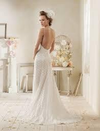 alfred angelo vintage lace wedding dresses alfred angelo backless vintage lace wedding dress ipunya