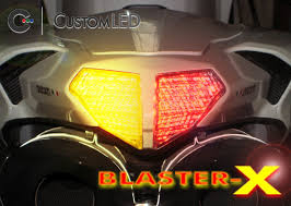 how to make custom led tail lights 2008 2013 ducati 848 blaster x integrated led tail light custom led