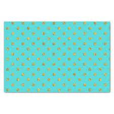 gold polka dot tissue paper gold foil polka dots craft tissue paper zazzle au