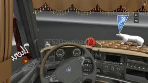 Interior Truck Scania Scania R2009 Interior Mods World