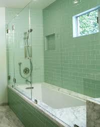 green glass backsplashes for kitchens tiles image of modern glass subway tile kitchen backsplash