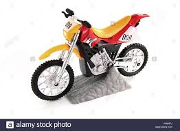 motocross bike toy motocross bike stock photo royalty free image 131302406 alamy