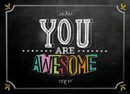you are awesome encourage support ecard american greetings