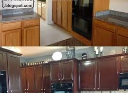 Staining Kitchen Cabinets Without Sanding Kitchen Staining Oak Cabinets Painted Kitchen Cabinet Ideas Grey