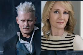 villains fantastic beasts and where to find them wallpapers jk rowling is u201cgenuinely happy u201d johnny depp is in the fantastic