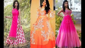 party wear designer dresses 2017 youtube