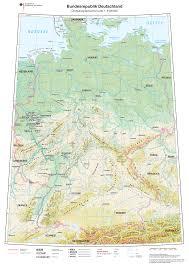 Deutschland Und Frankreich Karte by Landkarte Deutschland Deutschlandkarte Deutschland Landkarte