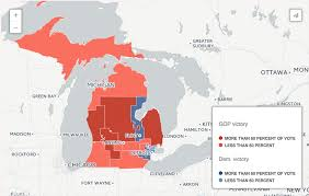 chicago voting map gerrymandering in michigan is among the nation s worst new test