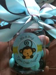 monkey boy baby shower decor for baby shower boy baby boy shower centerpieces for tables