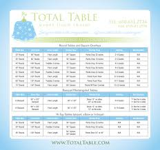 what size tablecloth for 8 foot table find your tablecloth size right here