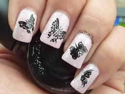 fingrs stamp it nail art kit gallery nail art designs