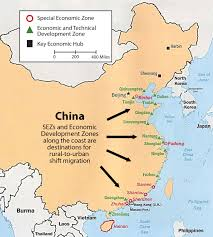 Tianjin China Map by 10 2 Emerging China World Regional Geography People Places And