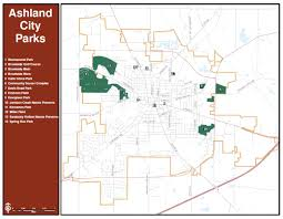 Map Of Sandusky Ohio by Parks Maps U0026 More City Of Ashland