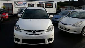 mazda premacy auto land akl used u0026 new cars exports and import