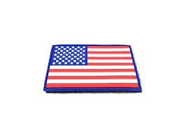 State Flag Velcro Patches American Flag Morale Patch Version U2013 Patriot Patch Company Llc