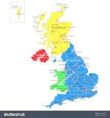 Birmingham England Map by Uk Map United Kingdom And Map Uk Ireland Scotland Evenakliyat Biz