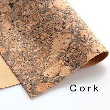 cork material cork fabric natural texture cork leather natural material kork 65