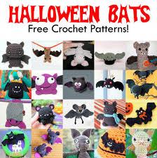 crochet halloween wreath 20 free halloween bat crochet patterns hubpages