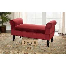 linon home decor lillian dark mahogany bench 36030ber 01 kd u