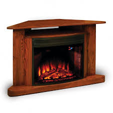 Oak Corner Fireplace by Tv Stands Corner Fireplace Tv Stands For Large Stand Small Inch