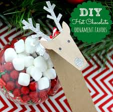 diy chocolate ornament
