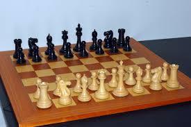 simple chess set with concept photo 63569 fujizaki