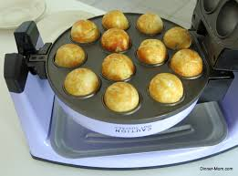 baby cakes maker three cheese rosemary and garlic pizza bites in a cake pops maker