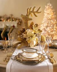 guide for a modern and chic christmas decoration table ideas