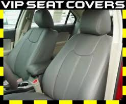 seat covers ford fusion ford fusion clazzio leather seat covers ebay