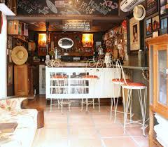 bar chalkboard ideas home bar eclectic with tile floor backyard