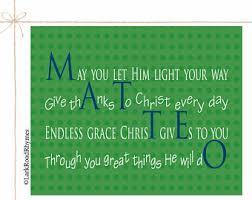 Personalized Baby Dedication Gifts Personalized Gift From Godparents Baptism Keepsake Godchild