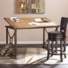 Secretarys Desk by Southern Enterprises Desks Home Office Furniture The Home Depot