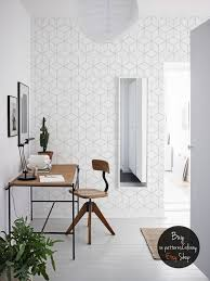 the 25 best geometric wallpaper ideas on pinterest wall paper