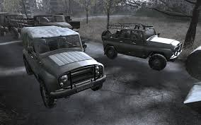 uaz image uaz 469 all ghillied up cod4 png call of duty wiki