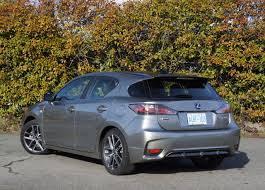 lexus ct200h f sport auto 2017 lexus ct 200h f sport the car magazine