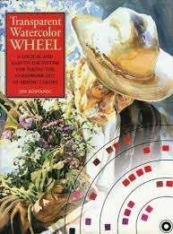 transparent watercolor wheel a logical and easy to use system for