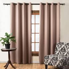 Brown Blackout Curtains 12 Gifts For 20 Linentablecloth