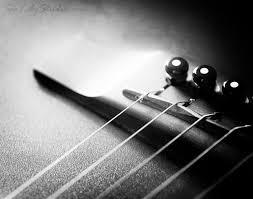 acoustic bridge guitar photo black white macro photography