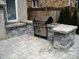 How To Build A Backyard Magnificent Ideas How To Build An Outdoor Grill Interesting How To