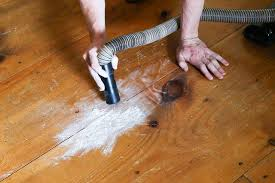 how to clean drywall dust from hardwood floors hunker