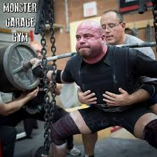 World Bench Press Champion Welcome To The First Coaches Log For The Monster Garage Gym