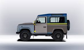 land rover jeep defender for sale paul smith designs his own land rover defender by car magazine