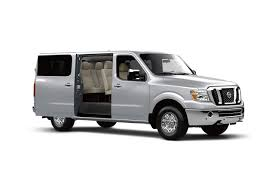 nissan cargo van black 2017 nissan nv passenger pricing for sale edmunds