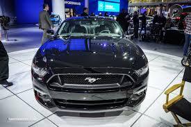 2015 Mustang V6 Black 2015 Black Ford Mustang 2015 Ford Mustang Gt Premium 2dr