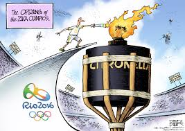 Nate Beeler Cartoons by Cartoons Of The Day 2016 Rio Olympics