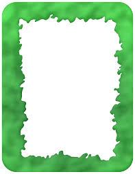 halloween frame clipart clipart slime border
