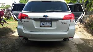 subaru wagon 2011 2011 subaru legacy touring wagon s gt for sale in st james st
