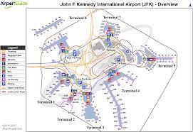 Airport Terminal Floor Plan by New York John F Kennedy International Jfk Airport Terminal