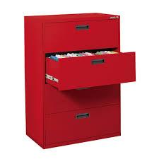 amazon com sandusky 400 series black steel lateral file cabinet